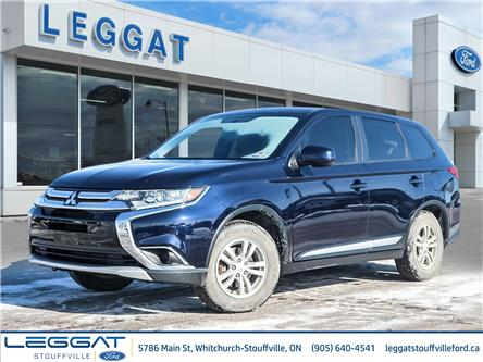 2016 Mitsubishi Outlander ES (Stk: 20-32-269A) in Stouffville - Image 1 of 24
