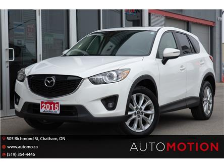 2015 Mazda CX-5 GT (Stk: 21589) in Chatham - Image 1 of 25