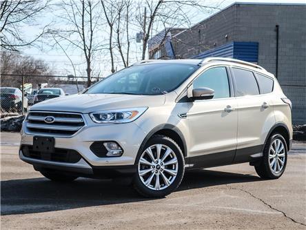 2018 Ford Escape Titanium (Stk: P016) in Stouffville - Image 1 of 4