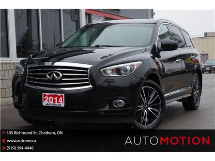 2014 Infiniti QX60 Base (Stk: 21629) in Chatham - Image 1 of 30