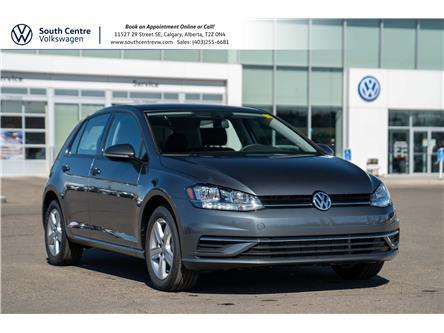 2021 Volkswagen Golf Comfortline (Stk: 10250) in Calgary - Image 1 of 34