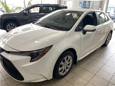 2021 Toyota Corolla LE (Stk: CO4225) in Niagara Falls - Image 1 of 6