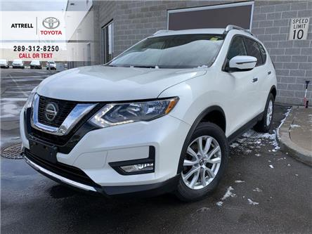 2018 Nissan Rogue SV AWD (Stk: 49394A) in Brampton - Image 1 of 28