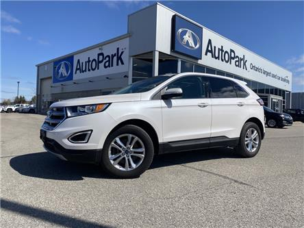 2017 Ford Edge SEL (Stk: 17-70585MB) in Barrie - Image 1 of 30
