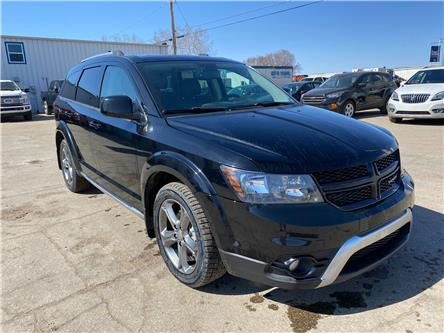 2017 Dodge Journey Crossroad (Stk: 21U114A) in Wilkie - Image 1 of 25