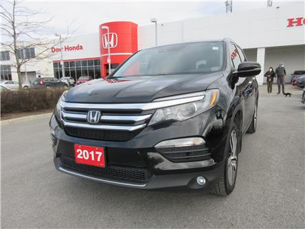 2017 Honda Pilot Touring (Stk: SS4162) in Ottawa - Image 1 of 21