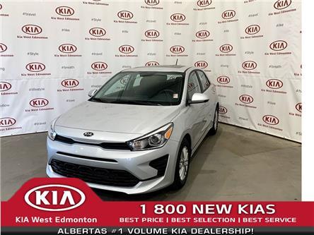 2021 Kia Rio LX Premium (Stk: 22904) in Edmonton - Image 1 of 23