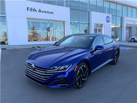 2021 Volkswagen Arteon Execline (Stk: 21215) in Calgary - Image 1 of 20
