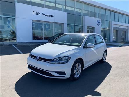 2021 Volkswagen Golf Comfortline (Stk: 21124) in Calgary - Image 1 of 15
