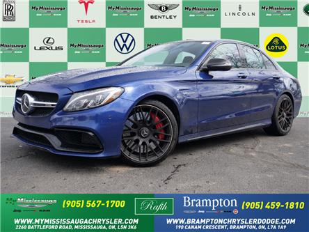 2017 Mercedes-Benz AMG C 63 S (Stk: 1447) in Mississauga - Image 1 of 30