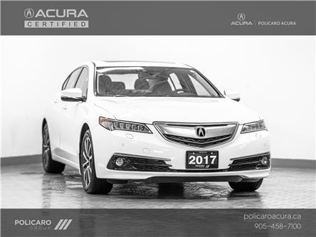 2017 Acura TLX Base (Stk: 800135T) in Brampton - Image 1 of 28