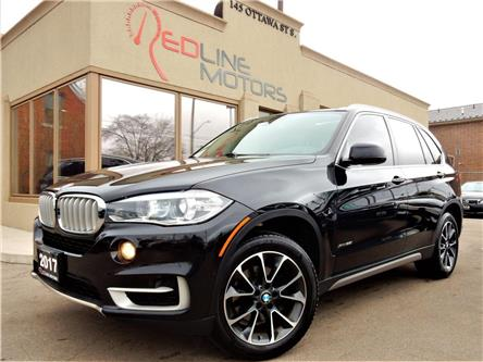 2017 BMW X5 xDrive35i (Stk: 5UXKR0) in Kitchener - Image 1 of 23