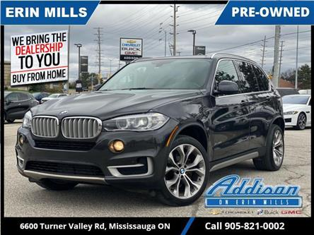 2017 BMW X5 xDrive35i (Stk: UM82060) in Mississauga - Image 1 of 24