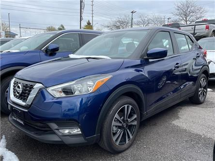 2019 Nissan Kicks SV | BRAND NEW!!! (Stk: N3859) in Mississauga - Image 1 of 16