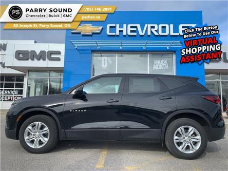 2021 Chevrolet Blazer LT (Stk: 21-130) in Parry Sound - Image 1 of 22