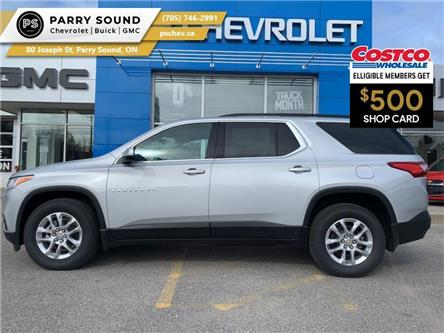 2021 Chevrolet Traverse LT Cloth (Stk: 21-145) in Parry Sound - Image 1 of 24