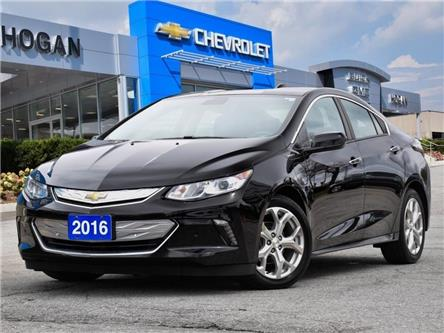 2016 Chevrolet Volt Premier (Stk: WN122813) in Scarborough - Image 1 of 29