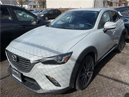 2018 Mazda CX-3 GT (Stk: 211145A) in Toronto - Image 1 of 21