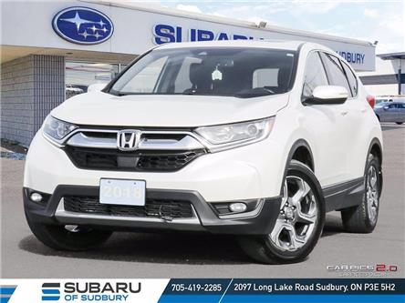 2018 Honda CR-V EX-L (Stk: S21185A) in Sudbury - Image 1 of 26