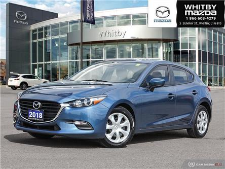 2018 Mazda Mazda3 Sport GX (Stk: 210230A) in Whitby - Image 1 of 27