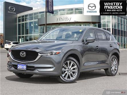 2019 Mazda CX-5 Signature (Stk: P17790) in Whitby - Image 1 of 27