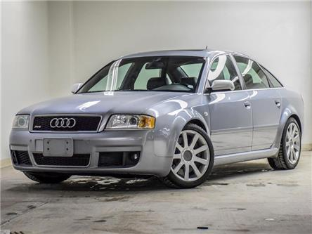 2004 Audi RS6 4.2 (Stk: A13881B) in Newmarket - Image 1 of 20