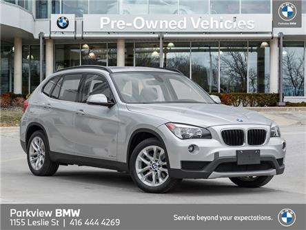 2014 BMW X1 xDrive28i (Stk: PP9527A) in Toronto - Image 1 of 19