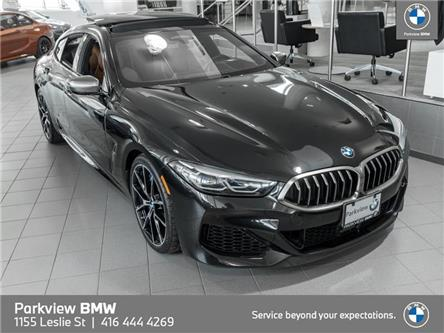 2020 BMW M850i xDrive Gran Coupe (Stk: PP9749) in Toronto - Image 1 of 29