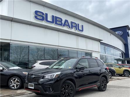 2019 Subaru Forester 2.5i Sport (Stk: 210458A) in Mississauga - Image 1 of 18