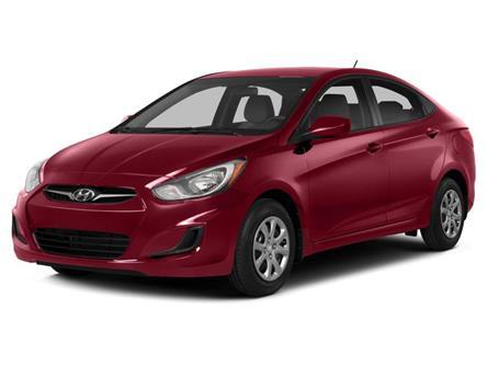2014 Hyundai Accent GL (Stk: N1298TA) in Charlottetown - Image 1 of 9