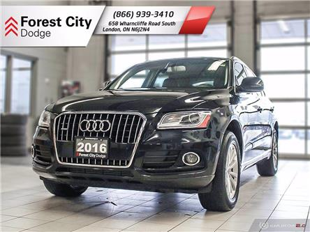 2016 Audi Q5 2.0T Progressiv (Stk: 21-5013A) in Sudbury - Image 1 of 32