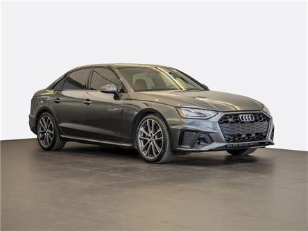 2020 Audi S4 3.0T Progressiv (Stk: 52426A) in Ottawa - Image 1 of 21