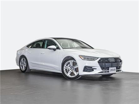 2019 Audi A7 55 Progressiv (Stk: 91914) in Nepean - Image 1 of 21