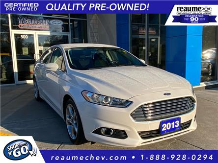 2013 Ford Fusion SE (Stk: 21-0484A) in LaSalle - Image 1 of 26