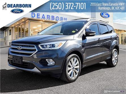 2018 Ford Escape Titanium (Stk: EL472AA) in Kamloops - Image 1 of 25