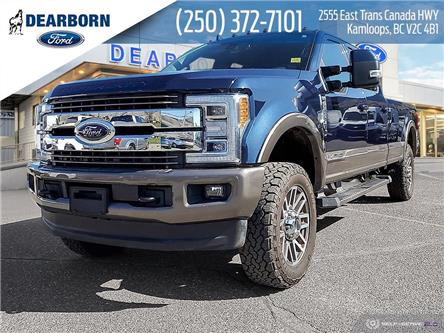 2019 Ford F-350 King Ranch (Stk: TM114A) in Kamloops - Image 1 of 26
