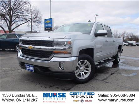 2016 Chevrolet Silverado 1500 1LT (Stk: 21P109A) in Whitby - Image 1 of 23