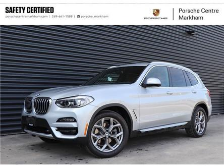 2021 BMW X3 xDrive30i (Stk: PU0036) in Markham - Image 1 of 17