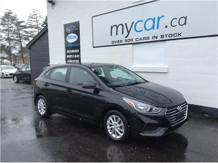 2020 Hyundai Accent Preferred (Stk: 210319) in Cornwall - Image 1 of 21