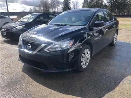 2017 Nissan Sentra  (Stk: 0C310A) in Miramichi - Image 1 of 4