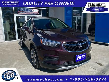 2017 Buick Encore Preferred (Stk: 21-0473A) in LaSalle - Image 1 of 24