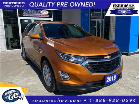 2018 Chevrolet Equinox LT (Stk: L-4522A) in LaSalle - Image 1 of 25