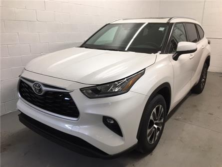 2021 Toyota Highlander XLE (Stk: TX184) in Cobourg - Image 1 of 10