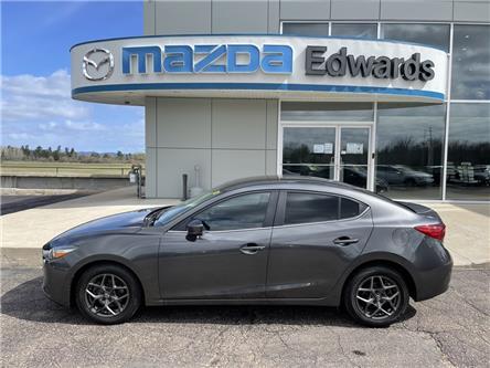 2018 Mazda Mazda3 GS (Stk: 22625) in Pembroke - Image 1 of 17