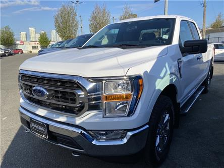 2021 Ford F-150 XLT (Stk: 216352) in Vancouver - Image 1 of 7