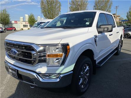 2021 Ford F-150 XLT (Stk: 216376) in Vancouver - Image 1 of 9