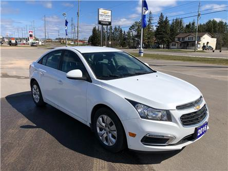 2016 Chevrolet Cruze Limited 1LT (Stk: 4315-21A) in Sault Ste. Marie - Image 1 of 12