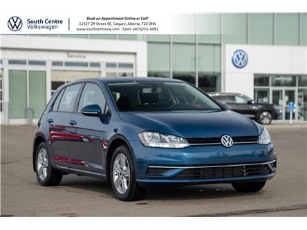 2021 Volkswagen Golf Comfortline (Stk: 10255) in Calgary - Image 1 of 36