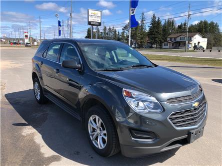 2017 Chevrolet Equinox LS (Stk: 5860-21AA) in Sault Ste. Marie - Image 1 of 13