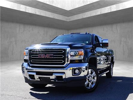 2019 GMC Sierra 2500HD SLT (Stk: 9684A) in Penticton - Image 1 of 24